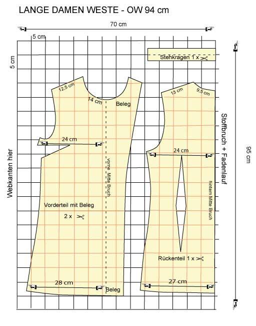 Trägerkleid-Schnittmuster selbst gezeichnet, schnell genäht
